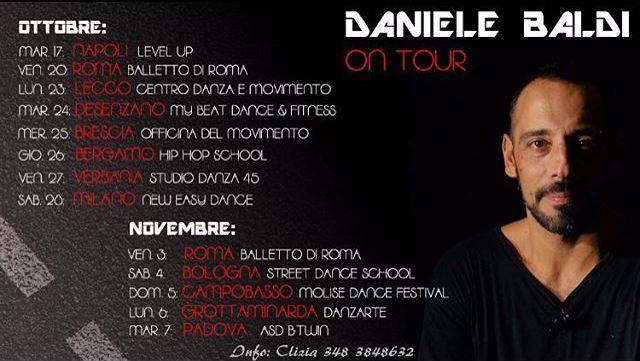 DANIELE BALDI – open class